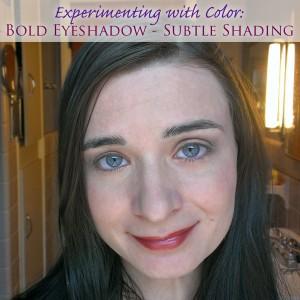DelilaSophia Bold Eyeshadow Subtle Shading #1