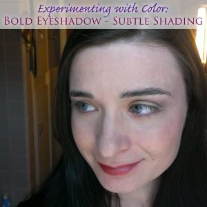 DelilaSophia Bold Eyeshadow Subtle Shading #3