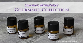 Common Brimstone Gourmand Collection